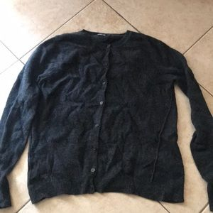Women's Patagonia cashmere button down large